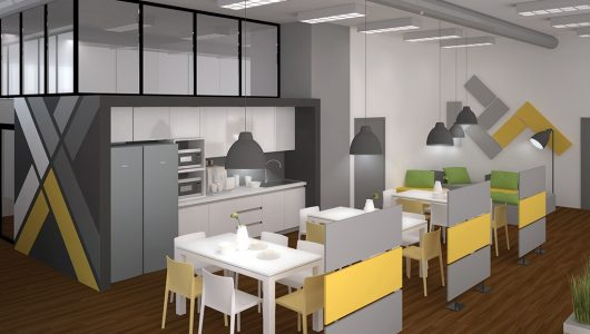 офис зона за хранене