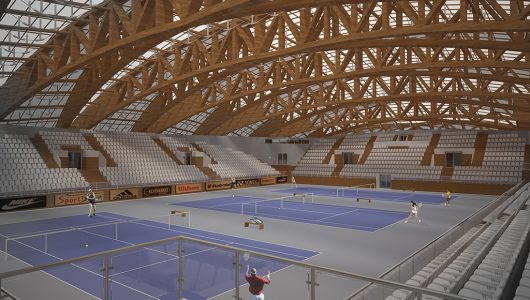 Зала за тенис