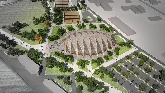 Концепция за спортен комплекс