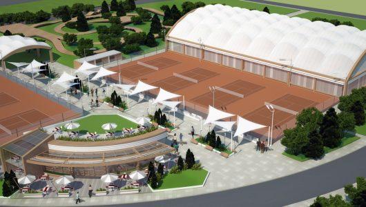 Архитектурен проект за спортна база